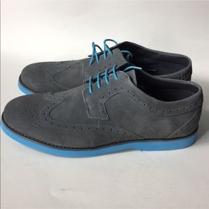 Perry Ellis lace up shoes men's 11.5
